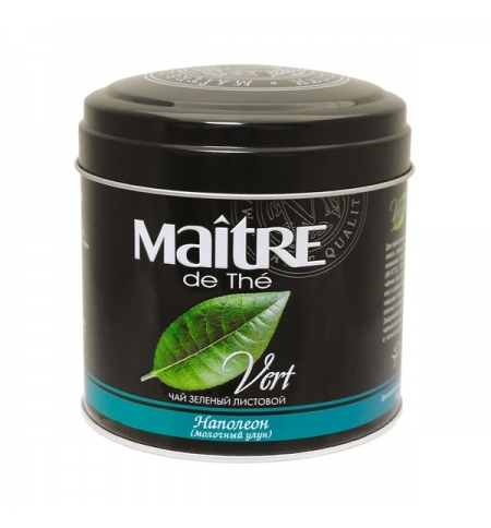 фото: Чай Maitre Наполеон улун, листовой, 100 г
