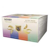Чай Newby Classic Selection (Классик селекшн) ассорти, 48 пакетиков