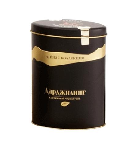 фото: Чай Русская Чайная Компания Классика Дарджилинг черный, листовой, 125 г