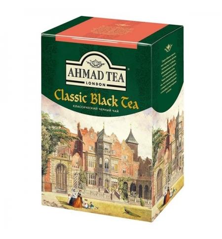 фото: Чай Ahmad Classic Black Tea (Классический Черный Чай) черный, листовой, 200г
