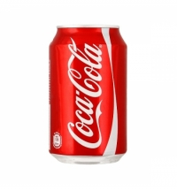 Напиток газированный Coca-Cola 330мл ж/б