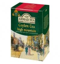 Чай Ahmad Ceylon Tea high mountain (Цейлонский Чай высокогорный) черный, листовой, 200 г