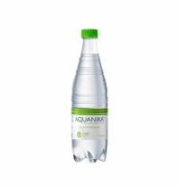 Питьевая вода Акваника выс./кат. 618мл, без газа, ПЭТ