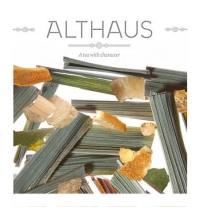 Чай Althaus Ginger Breeze травяной, листовой, 250г