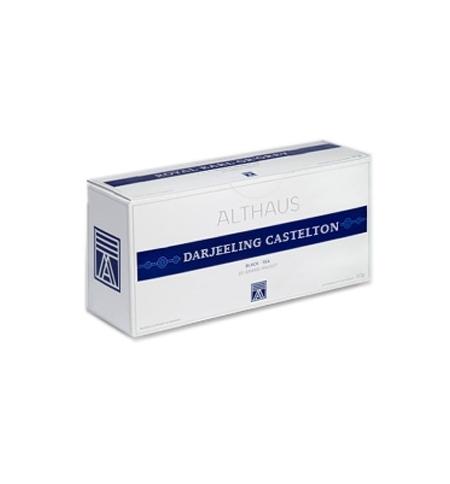 фото: Чай Althaus Darjeeling Castelton черный, 20 пакетиков для чайников