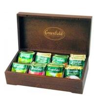 Набор чая Greenfield 8 сортов 96 пакетиков
