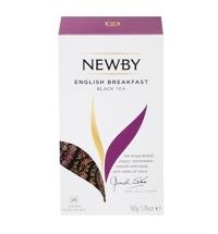 Чай Newby Rooibos Orange (Ройбош оранж) ройбуш, 25 пакетиков