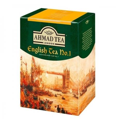 фото: Чай Ahmad English Tea No.1 (Английский Чай No.1) черный, листовой, 200г