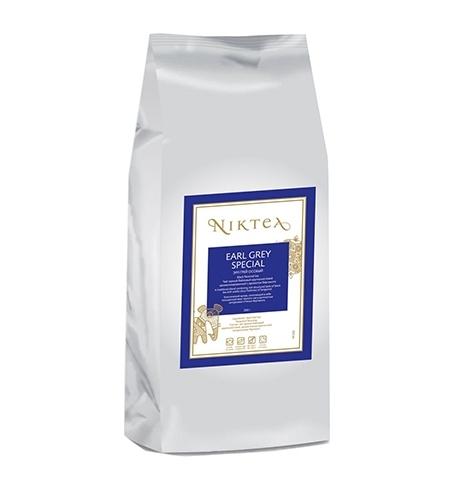 фото: Чай Niktea Earl Grey Special (Эрл Грей Особый) черный, листовой, 250г