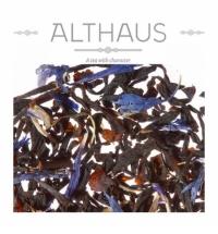 Чай Althaus Blue Earl Grey черный, листовой, 250 г
