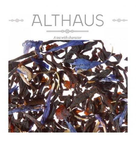 фото: Чай Althaus Blue Earl Grey черный, листовой, 250 г