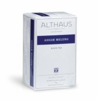 Чай Althaus Assam Meleng черный, 20 пакетиков