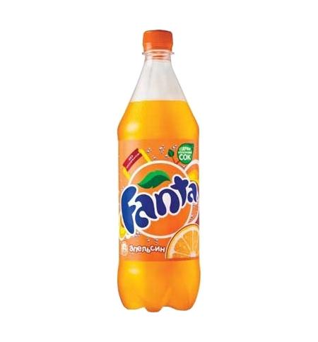 фото: Напиток газированный Fanta 2л ПЭТ
