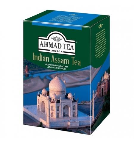 фото: Чай Ahmad Indian Assam Tea (Индийский Чай Ассам) черный, листовой, 200г
