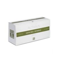 Чай Althaus Sencha Senpai зеленый, 20 пакетиков для чайников