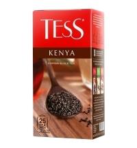Чай Tess Black Tea Kenya (Блек Ти Кения) черный, 25 пакетиков