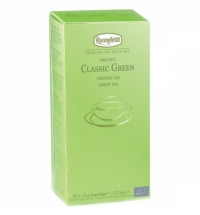 Чай Ronnefeldt Teavelope Classic Green зеленый, 25 пакетиков