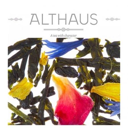 фото: Чай Althaus Manon зелный, листовой, 250 г