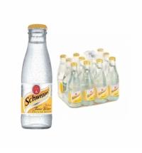 Напиток газированный Schweppes Indian Tonic 250мл x 12шт стекло
