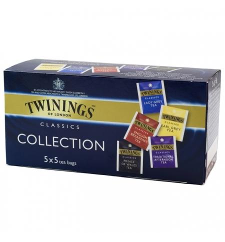 фото: Чай Twinings 5 вкусов черный, 20 пакетиков