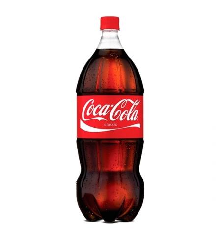 фото: Напиток газированный Coca-Cola 2л ПЭТ