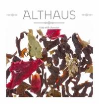 Чай Althaus Sweet Wild Cherry черный, листовой, 250 г