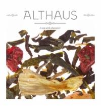 Чай Althaus Ginseng Flight Of Dragon зеленый, листовой, 200 г