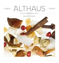 Чай Althaus Coco White фруктовый, листовой, 250г