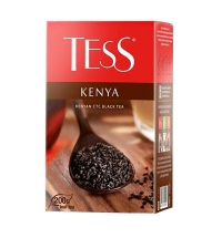 Чай Tess Kenya (Кения) черный, листовой, 200 г