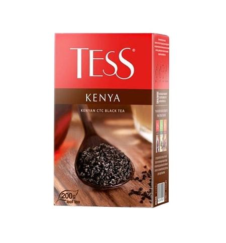 фото: Чай Tess Kenya (Кения) черный, листовой, 200 г