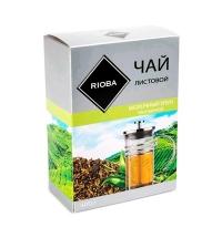 Чай Rioba Молочный Оолонг улун, листовой, 400г