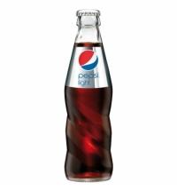 Напиток газированный Pepsi Light 250мл стекло, НЕ ВИНТОВАЯ