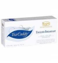 Чай Ronnefeldt Tea-Caddy English Breakfast черный, 20 пакетиков для чайника