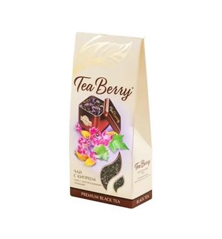 фото: Чай Tea Collection Tea Berry с кипреем черный, листовой, 100г