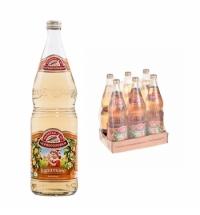 Напиток газированный Черноголовка Буратино лимонад стекло, 1л х 6шт