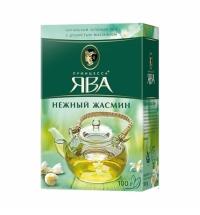 Чай Принцесса Ява Нежный Жасмин зеленый, листовой, 100 г