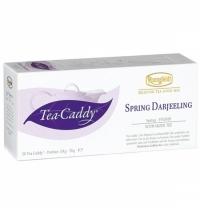 Чай Ronnefeldt Tea-Caddy Spring Darjeeling черный, 20 пакетиков для чайника