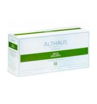 Чай Althaus Milk Oolong зеленый, 20 пакетиков для чайников