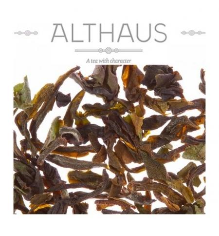 фото: Чай Althaus Golden Assam Sankar черный, листовой, 250 г