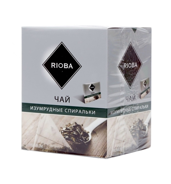чай Rioba в пакетиках купить