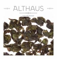 Чай Althaus Milk Oolong зеленый, листовой, 250 г