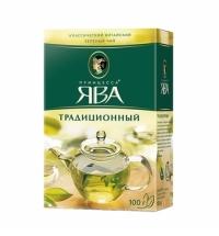 Чай Принцесса Ява Традиционный зеленый, листовой, 100 г