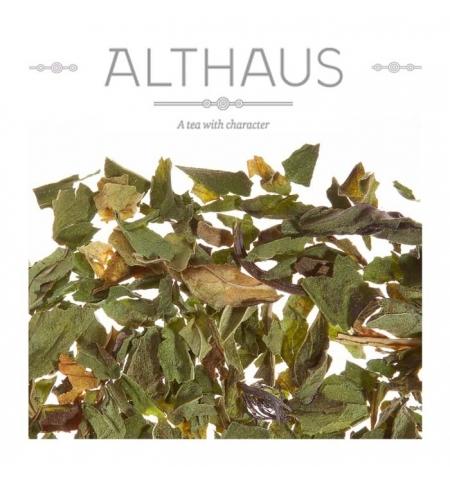 фото: Чай Althaus Bavarian Mint травяной, листовой, 75 г