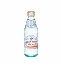 Аква Панна 0.25 л, вода без газа, стекло