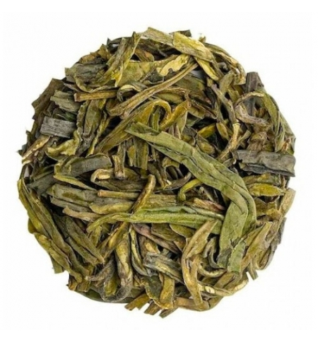 фото: Чай Newby Longjing (Лонгджинг) зеленый, листовой, 250 г