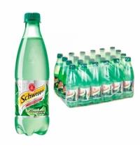 Напиток газированный Schweppes Мохито 500мл x 24шт ПЭТ