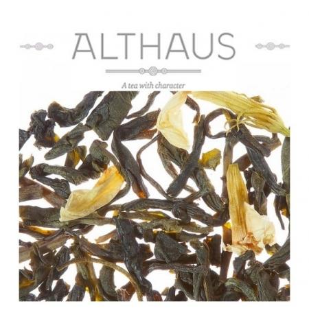 фото: Чай Althaus Jasmine Ting Yuan зеленый, листовой, 250 г