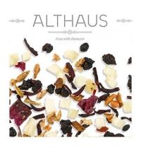 Чай Althaus Essence of Fruit фруктовый, листовой, 250г