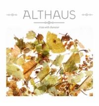 Чай Althaus Japanese Linden травяной, листовой, 75 г
