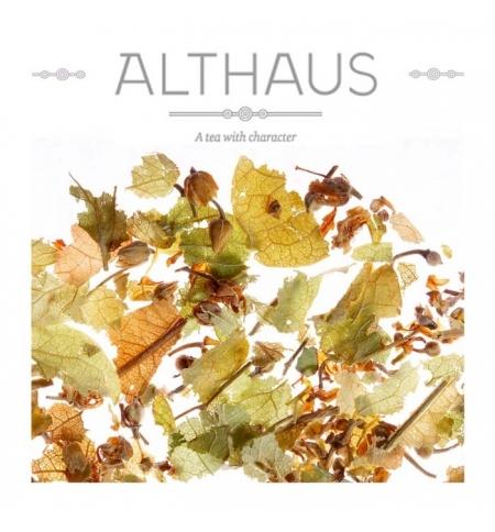 фото: Чай Althaus Japanese Linden травяной, листовой, 75 г